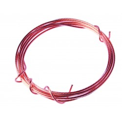 Cable PTFE D.1,65 mm le m
