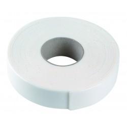 Bande adhésive isolante blanche M1 10 mètres