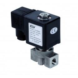 Electrovanne haute pression inox 1/8\' NF