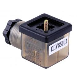Connecteur ELV avec LED 220V