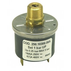 Pressostat TG600 250-10300-10A