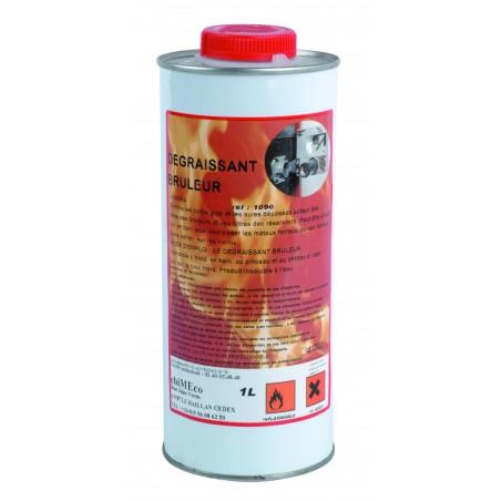 Produit nettoyant brûleur le litre
