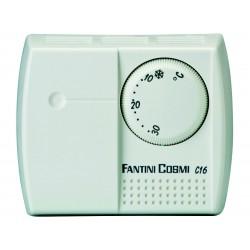 Thermostat d\'ambiance à tension de vapeur C16