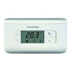 Thermostat d\'ambiance CH115 blanc