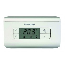 Thermostat d\'ambiance CH115-16 blanc