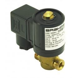 Vanne gaz E8/B DFD 1/4M 220V 1 bar