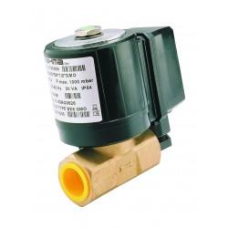 Vanne gaz E6/G S8GMO 1/4F 220V 1 bar