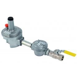 Kit détente gaz 3/4\' P.max : 500 mbar