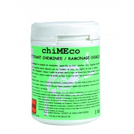 Nettoyant cheminée/ramonage chimique (bidon 1L)