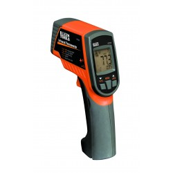 Thermomètre professionnel infrarouge avec sonde K