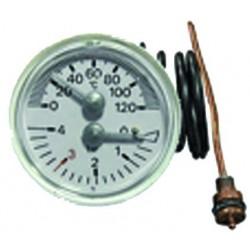 Thermomanomètre D42 Beretta 10023431