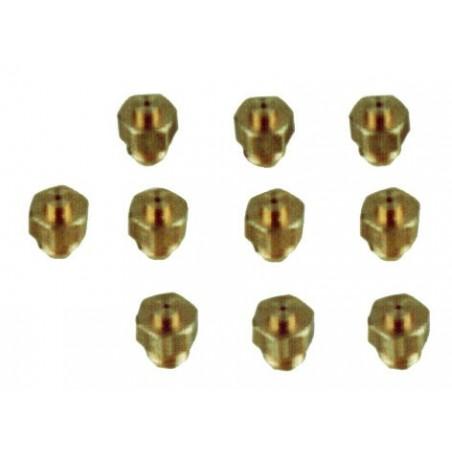 Lot 10 gicleurs 5L gaz butane Cointra