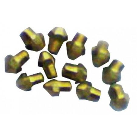 Lot 12 gicleurs 10L gaz butane Cointra