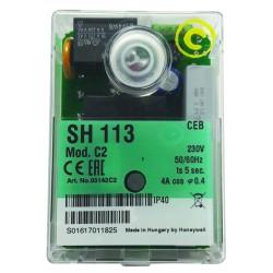 Boite de contrôle fioul SH 113