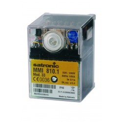Boîte de contrôle MMI 810.33