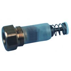 Bouchon magnétique D.16mm Saunier Duval
