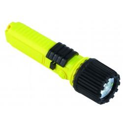 Lampe torche LED 172 mm IP68 Atex
