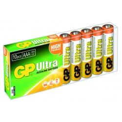 Pile Duracell LR03 AAA (la boîte de 10 piles)