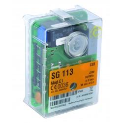 Boîte de contrôle SG 113