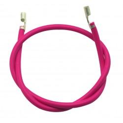 Câble haute tension avec cosse D.4 L.400 mm