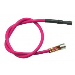 Câble haute tension avec cosse D.7 L.400 mm