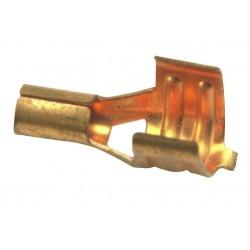 Cosse D.4 pour câble D.7 mm