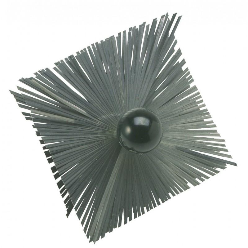 Hérisson carré acier D.150