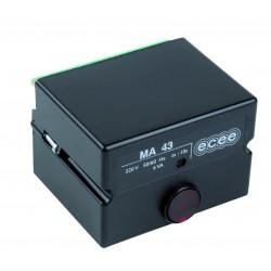 Boîte de contrôle MA 43