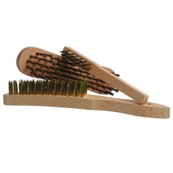 Lot de 3 brosses