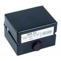 Boîte de contrôle MA 52
