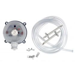 Pressostat air complet 0,5 A 5 mbars (50 à 500 pascals) 93083222534