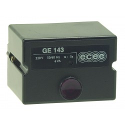 Boîte de contrôle GE 143
