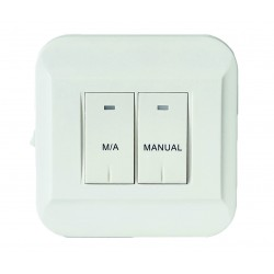 Thermostat hebdomadaire programmable RF - AMBIANCE