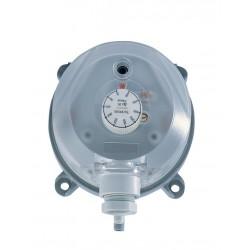 Pressostat air complet 0,2 A 3 mbars (20 à 300 pascals) 93080222534