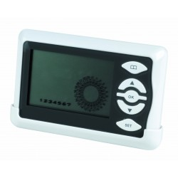 Thermostat hebdomadaire