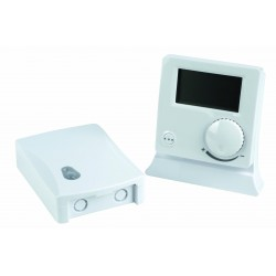 Thermostat d'ambiance simple RF