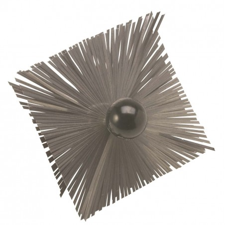 Hérisson carré acier D.200
