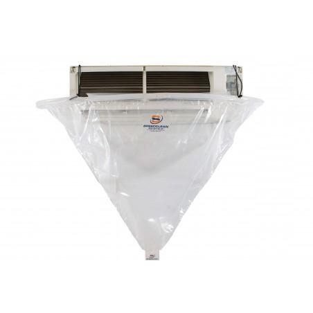 Bâche de protection nettoyage Mini-Split Bib (clim)