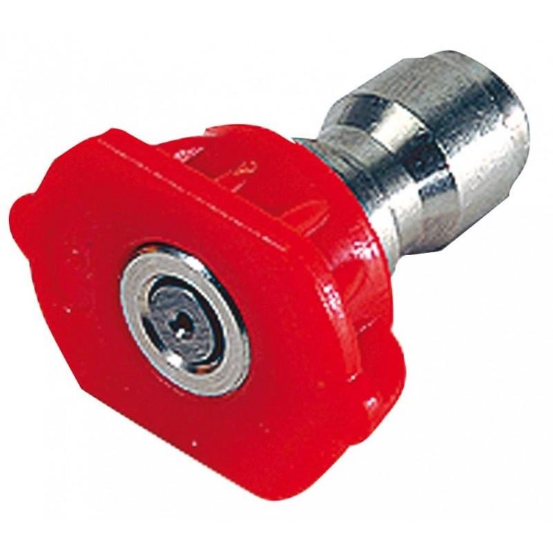 Gicleur de rechange 0° (rouge) pour CJ-125