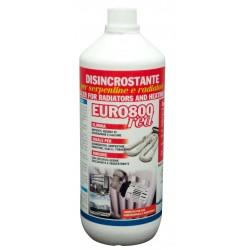 Détartrant liquide sans fumigation EURO800 1L