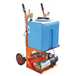Pompe professionnelle rinçage EUROMAX120