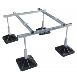 Support heavy foot 1000x1300x400