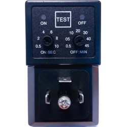 Temporisateur électronique pour électrovannes