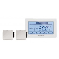 Kit thermostat RF WIFI 2 zones - 2 radiateurs