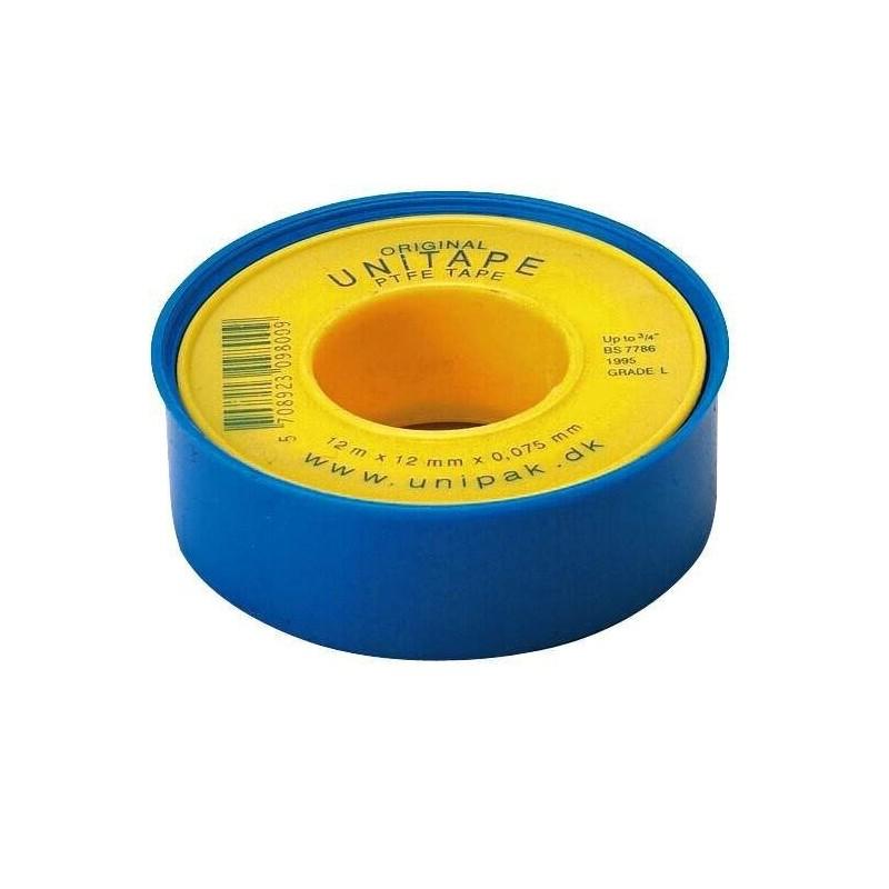 Teflon® PTFE UNITAPE ruban de filetage UNIPAK