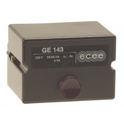 Boîte de contrôle GE 145