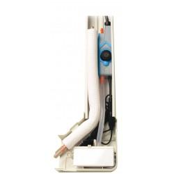 Microblue goulotte blanche (FSA pack)