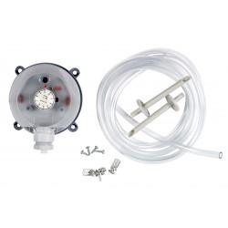 Pressostat air complet 2 A 10 mbars (200 à 1000 pascals) 93085222534