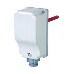 Aquastat plongeant de 0 à 90° avec réglage interne