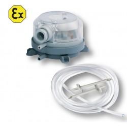 Pressostat air atex 10 à 40 Mb avec accessoire 93087B122534EX